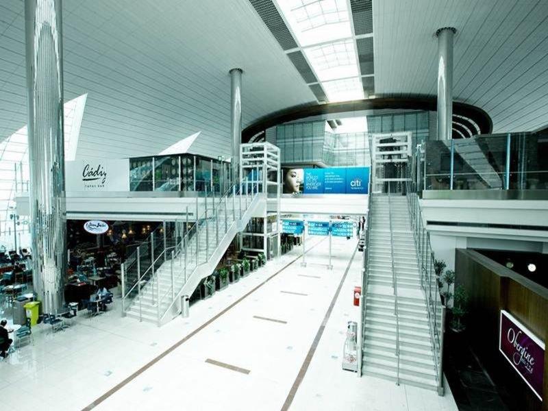 Dubai International Airport Terminal Hotel 3