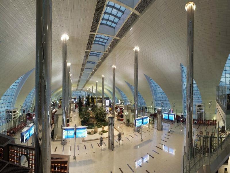 Dubai International Airport Terminal Hotel 4