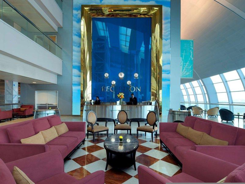 Dubai International Airport Terminal Hotel 7