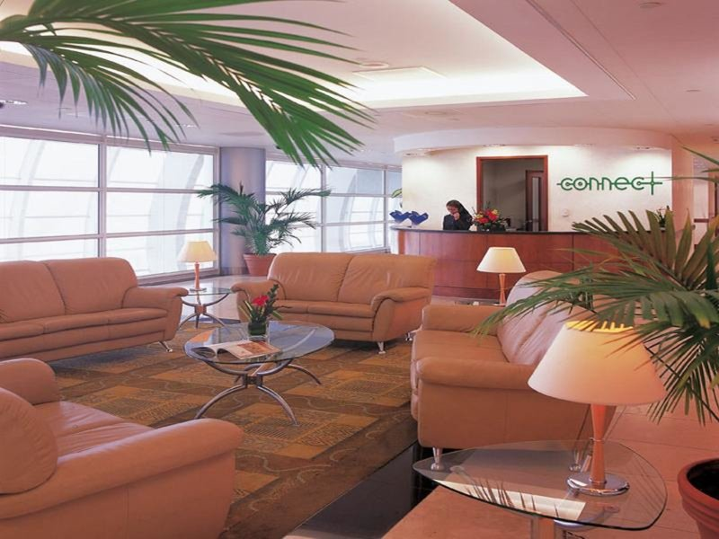 Dubai International Airport Terminal Hotel 11