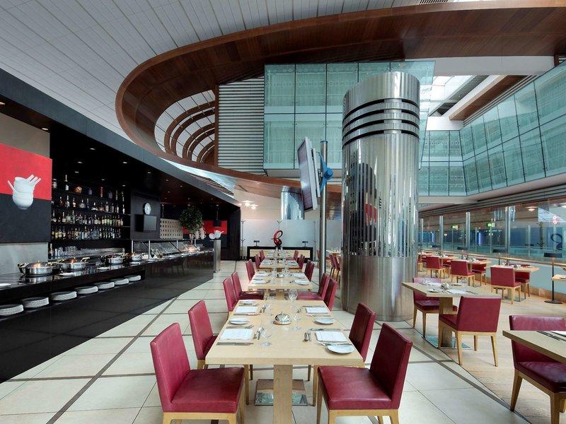 Dubai International Airport Terminal Hotel 12