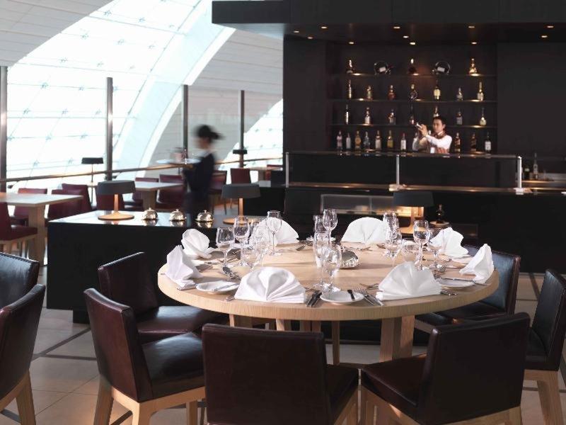 Dubai International Airport Terminal Hotel 14
