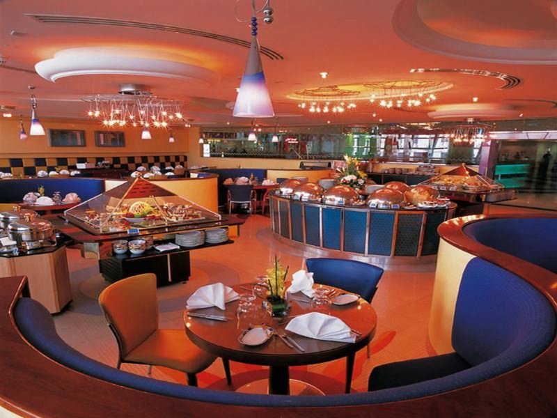 Dubai International Airport Terminal Hotel 15