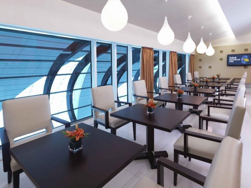 Dubai International Airport Terminal Hotel 18