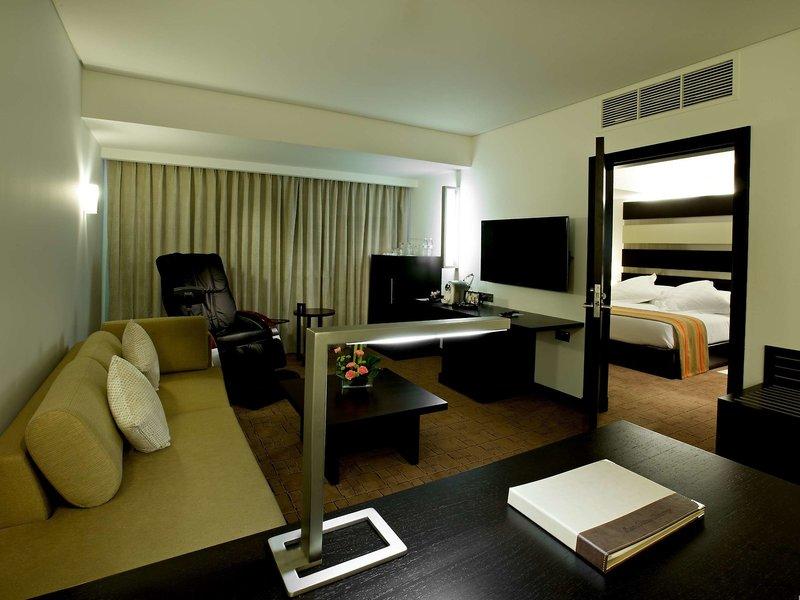 Dubai International Airport Terminal Hotel 31