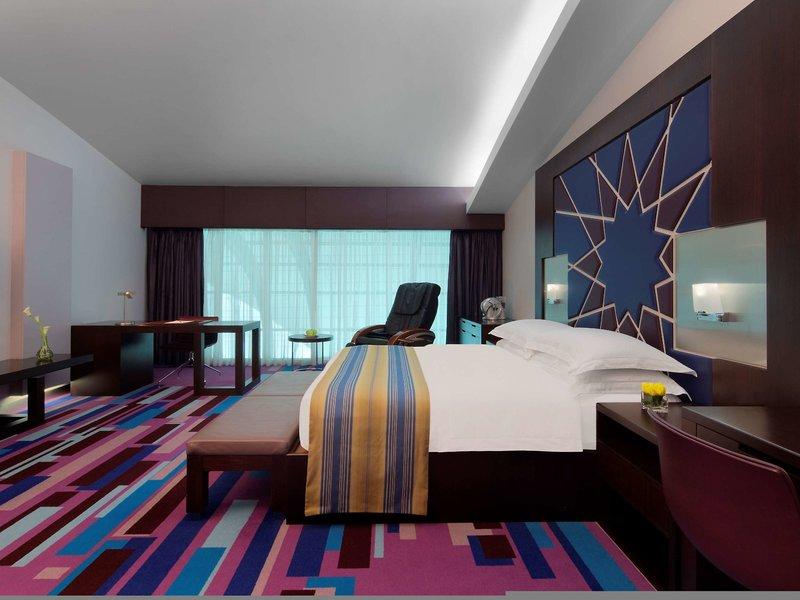 Dubai International Airport Terminal Hotel 34