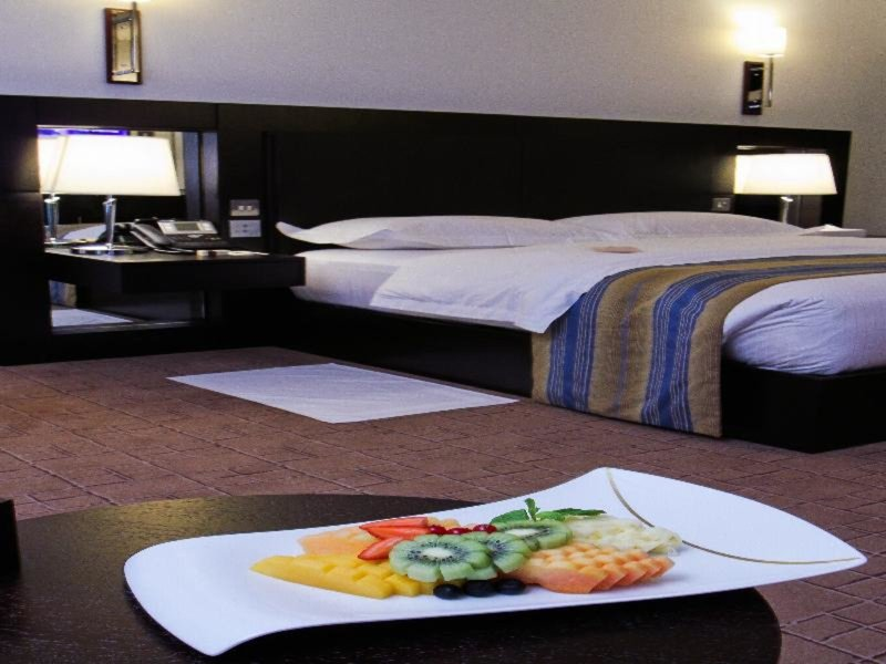 Dubai International Airport Terminal Hotel 39