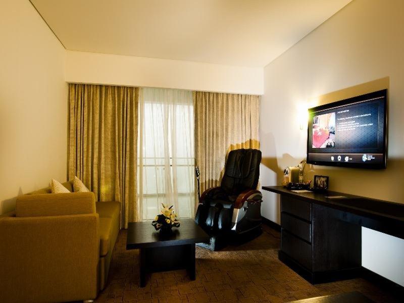Dubai International Airport Terminal Hotel 40