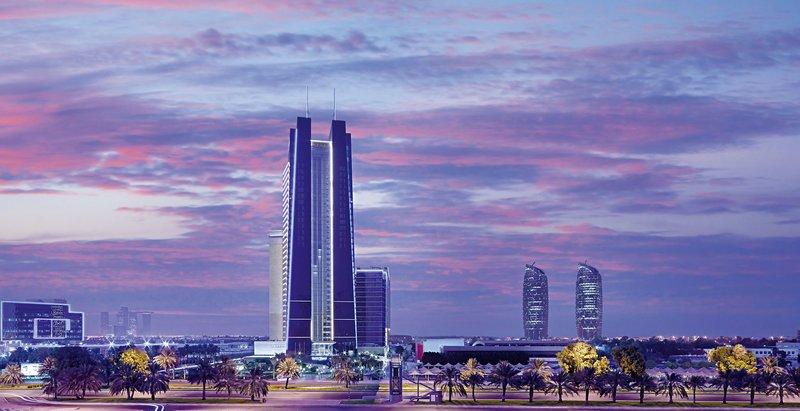 Dusit Thani Abu Dhabi - 1 Popup navigation