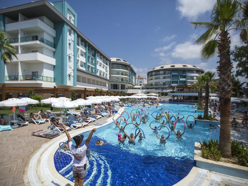 Seashell Resort & Spa 5*, Side ,Turecko