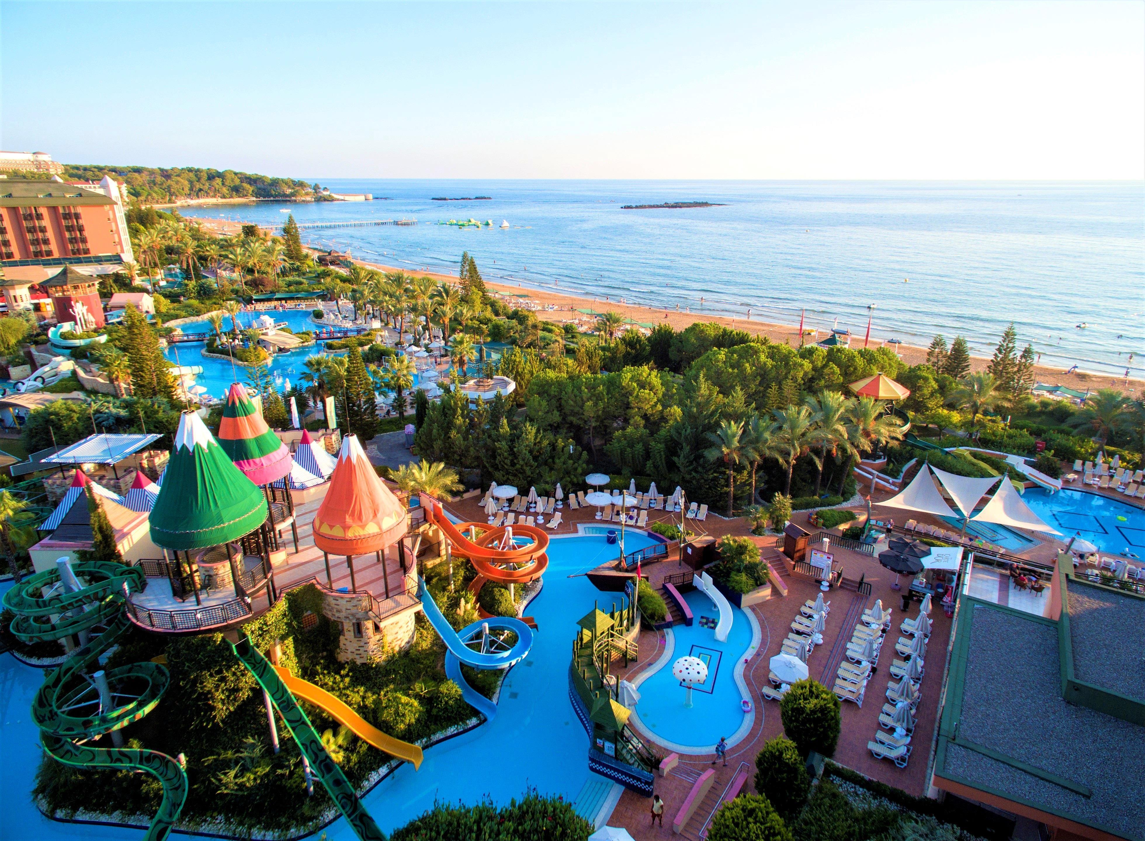 Hotel Pegasos Royal 5*, Avsallar-Incekum ,Turecko