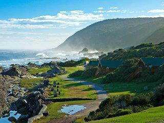 Tsitsikamma National Park - Storms River Mouth Camp