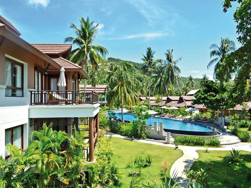 Mae Haad Bay Resort