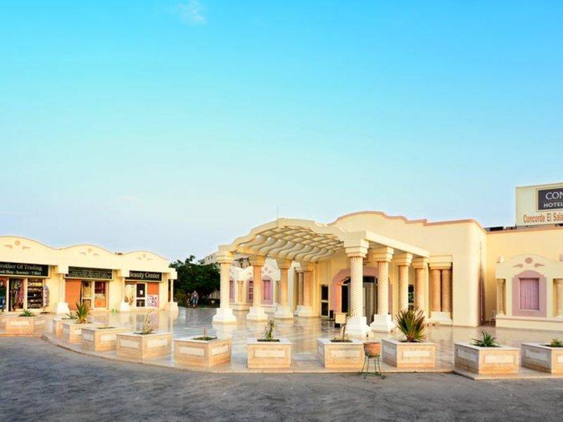 Concorde El Salam Sport Hotel