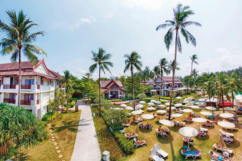 Apsara Beachfront Resort