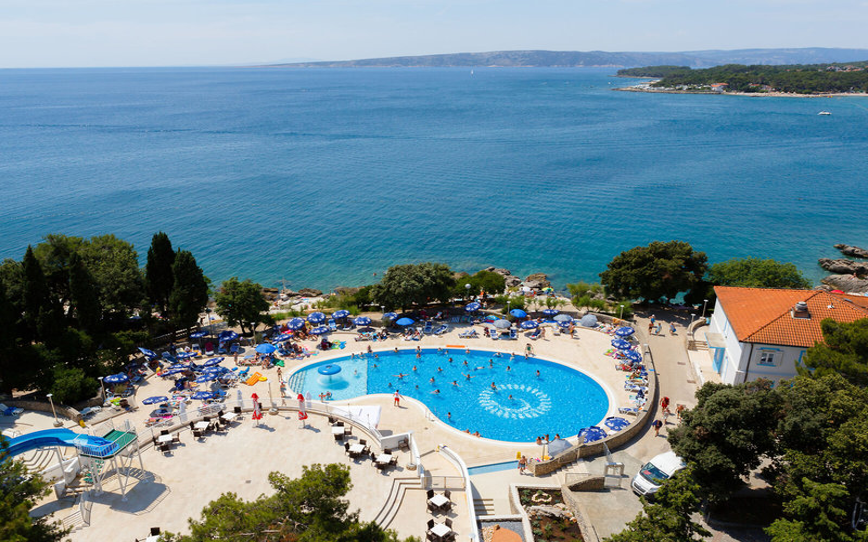 Drazica Resort - Dependance Villa Lovorka 3*, Krk ,Chorvátsko