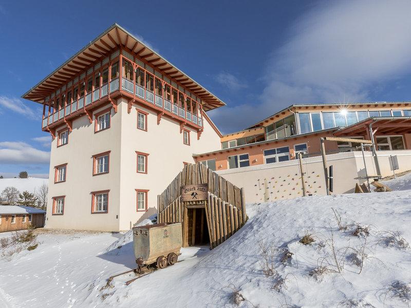 JUFA Hotel Knappenberg