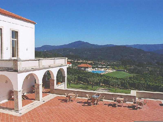 Pousada de Vila Pouca da Beira, Convento do Desagravo