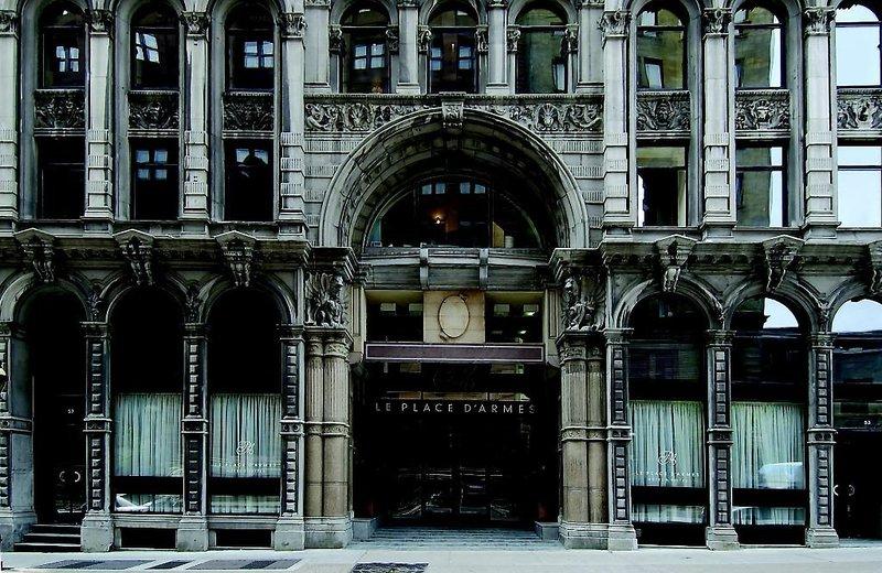 Place d'Armes Hotel & Suites