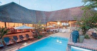 Chobe Bush Lodge