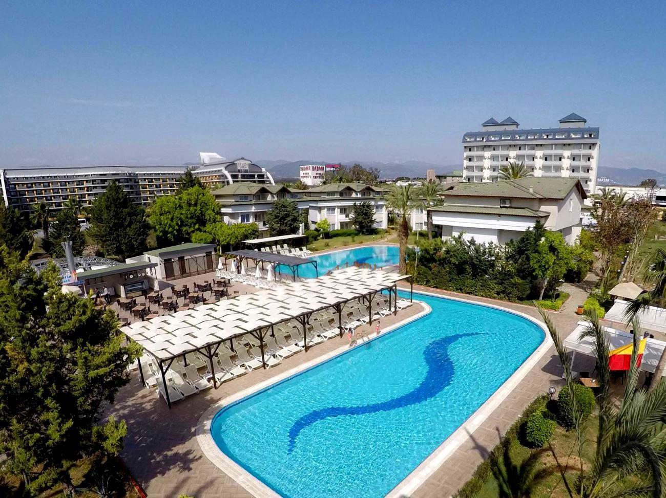 Aydinbey Gold Dreams 5*, Avsallar-Incekum ,Turecko