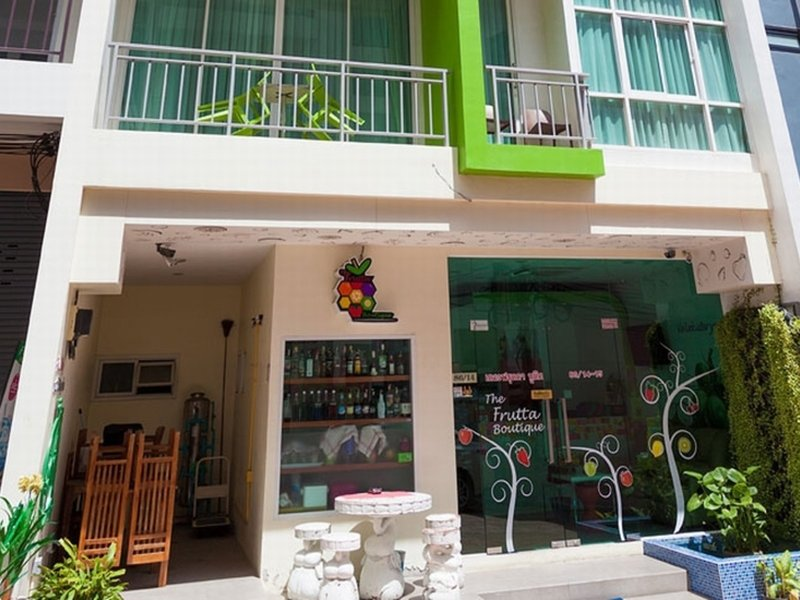 The Frutta Boutique Patong Hotel