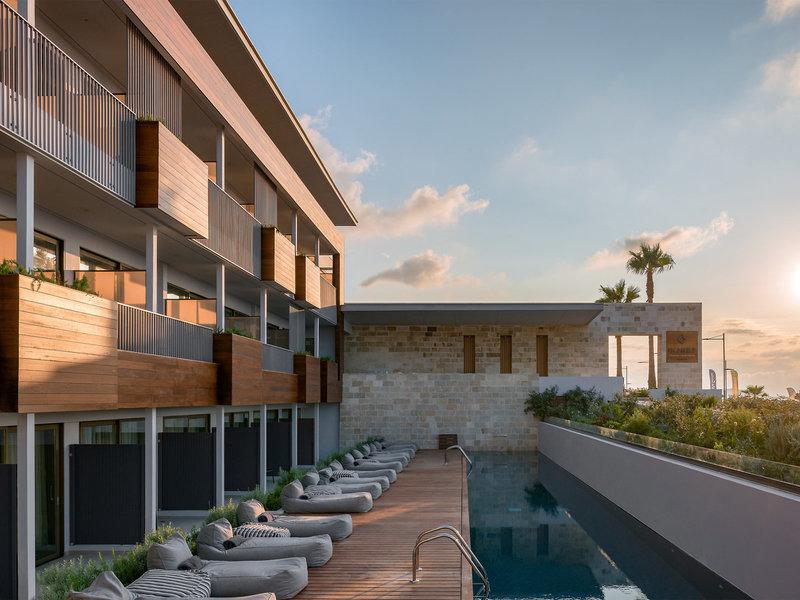 Ikones Seafront Luxury Suites - Erwachsenenhotel