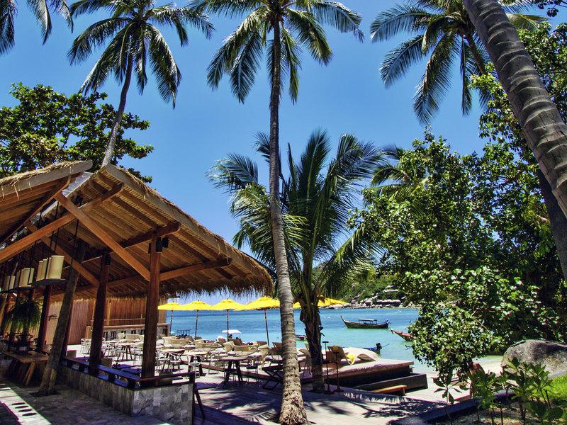 The Haad Tien Beach Club