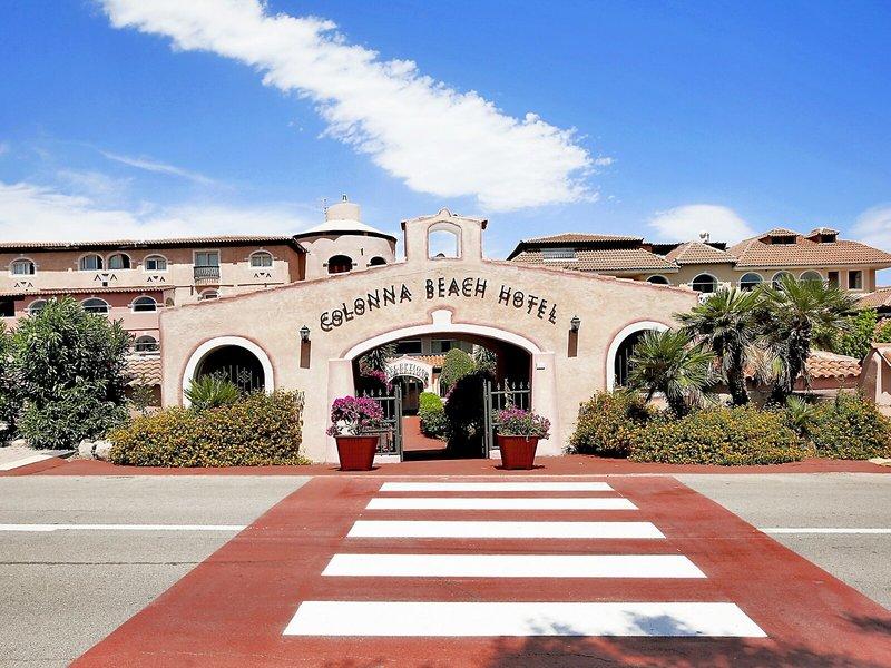 Colonna Beach Hotel 4*, Marinella ,Taliansko