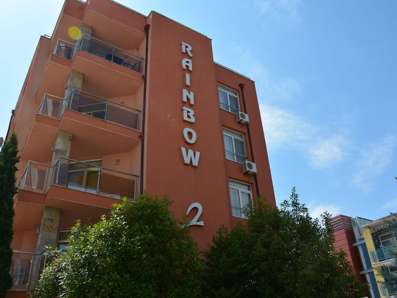 Rainbow Resort - Rainbow 2 Beach Apartments