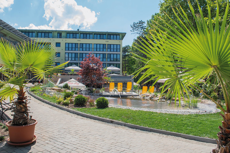 Hotel Sungarden Wellness And Conference