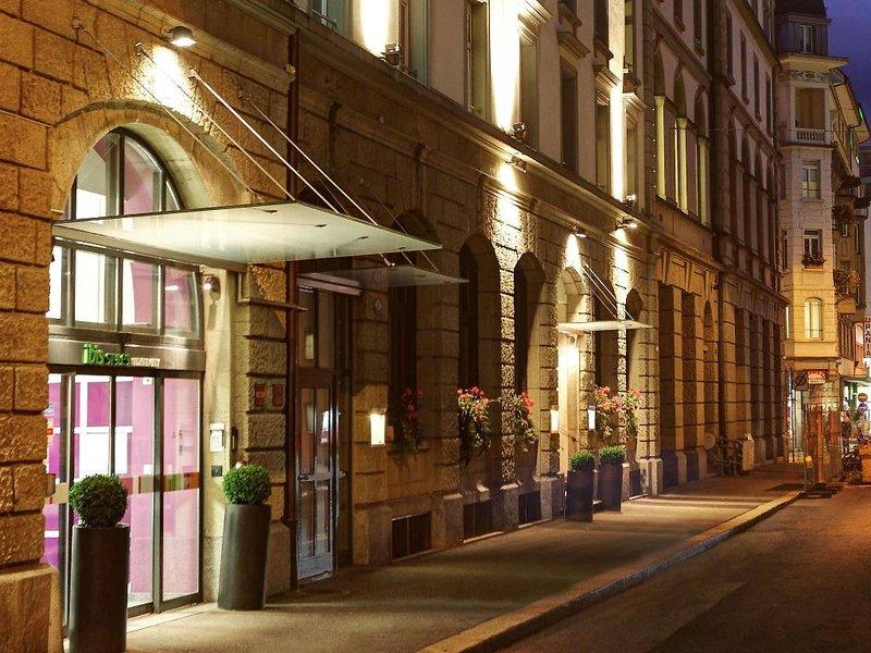Ibis Styles Luzern City Hotel