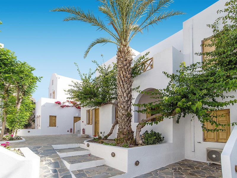 Crystal Blue Suites 4*, Kamari ,Grécko
