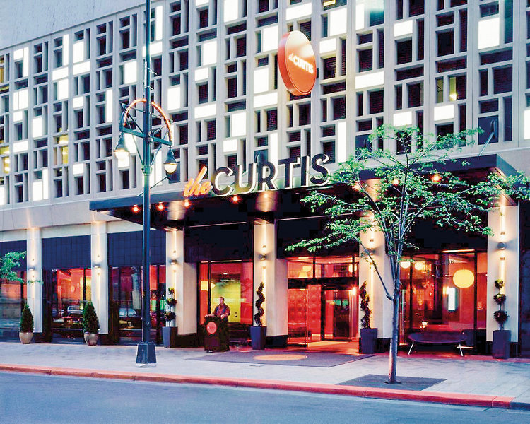 the Curtis Denver - a DoubleTree by Hilton Hotel