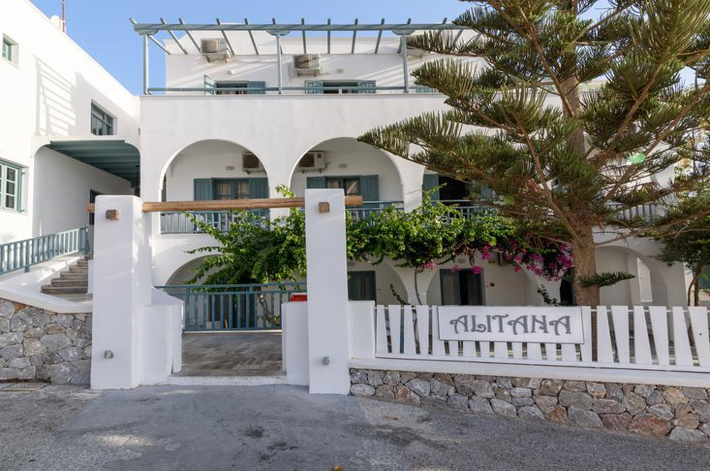 Iris Boutique Hotel 3*, Kamari ,Grécko