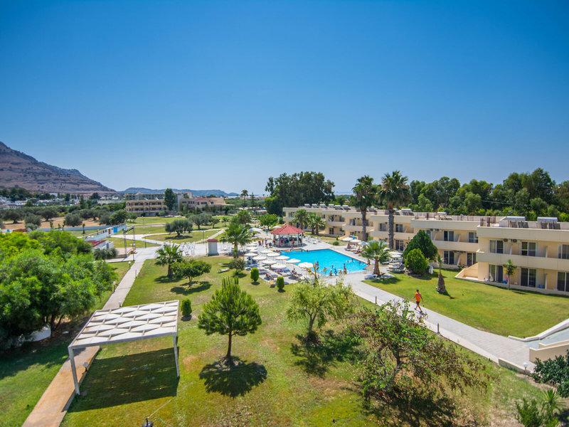 Olive Garden 4*, Lardos ,Grécko