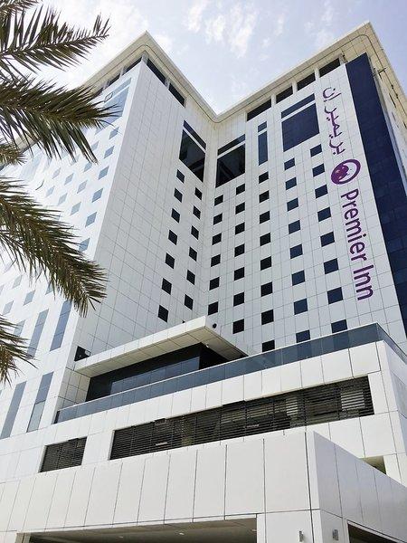 Premier Inn Hotel Dubai IBN Battuta Mall