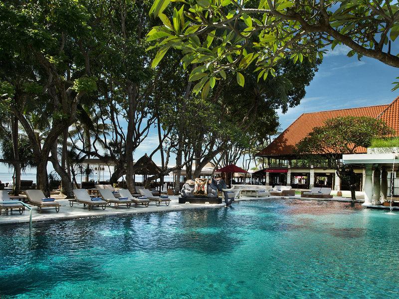 Puri Santrian a Beach Resort & Spa