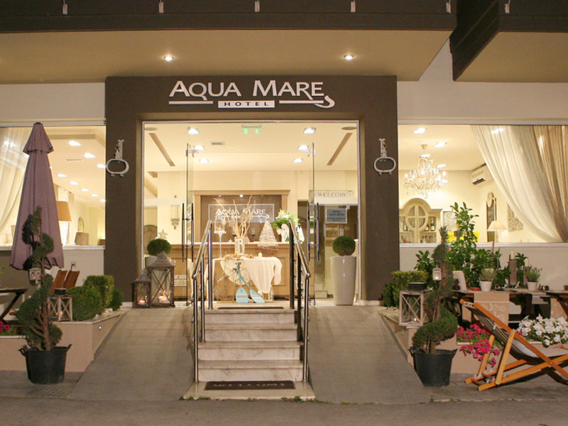 Aqua Mare - 1 Popup navigation