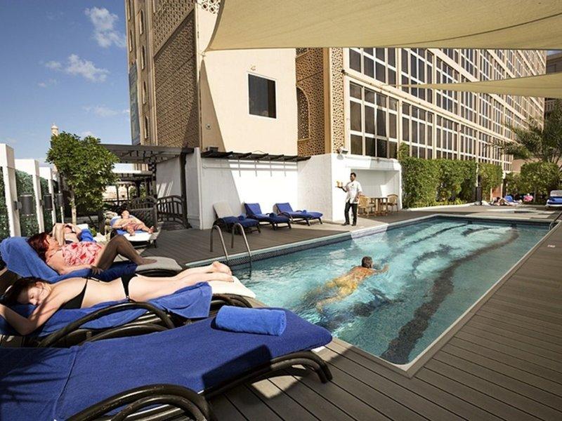 Arabian Courtyard Hotel & Spa 2