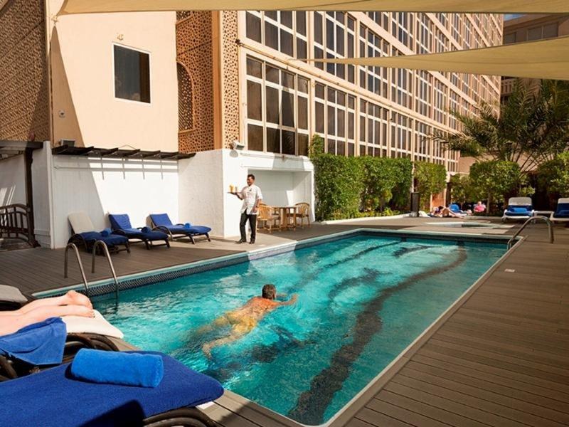 Arabian Courtyard Hotel & Spa 3