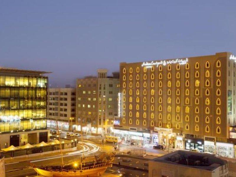 Arabian Courtyard Hotel & Spa 11