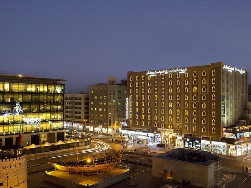 Arabian Courtyard Hotel & Spa 12