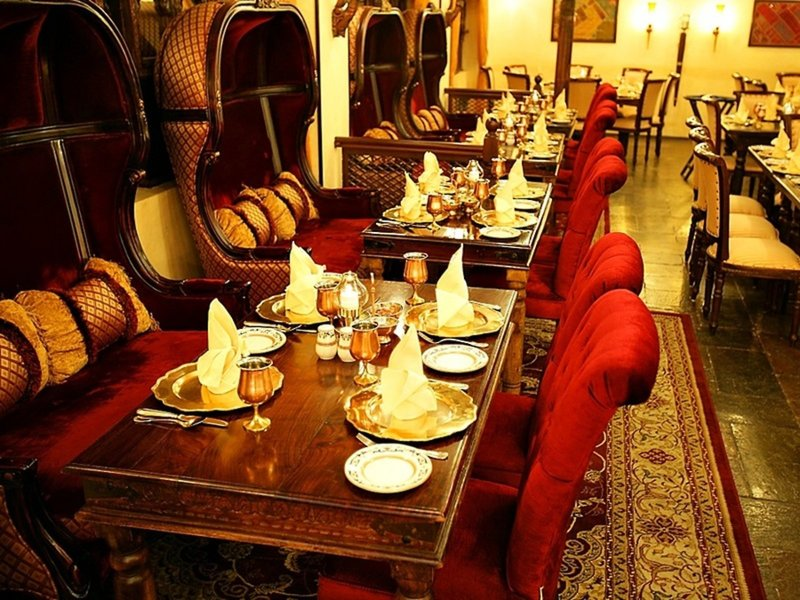 Arabian Courtyard Hotel & Spa 13