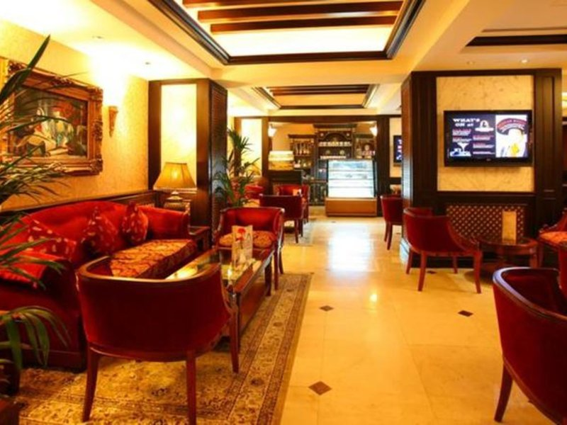 Arabian Courtyard Hotel & Spa 22