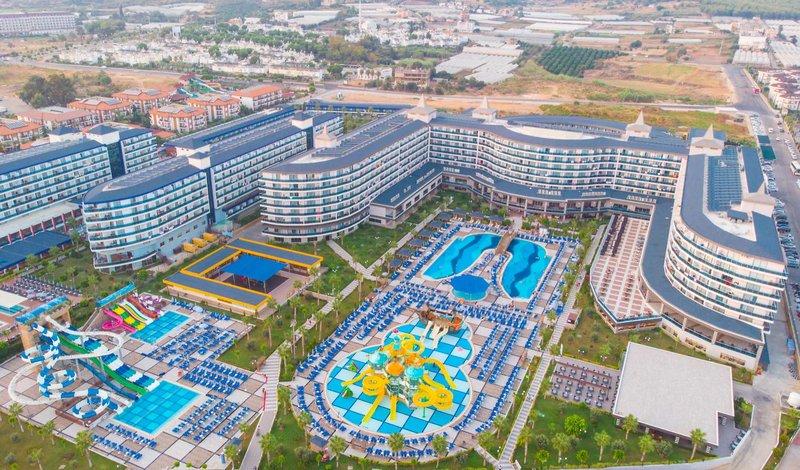 Eftalia Ocean Hotel - 1 Popup navigation