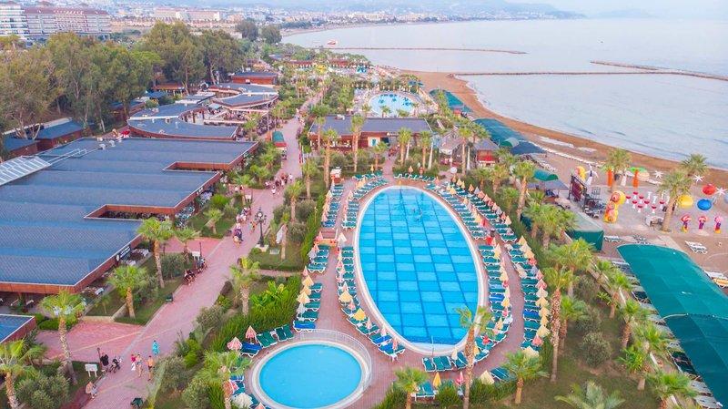 Eftalia Ocean Hotel - 2 Popup navigation