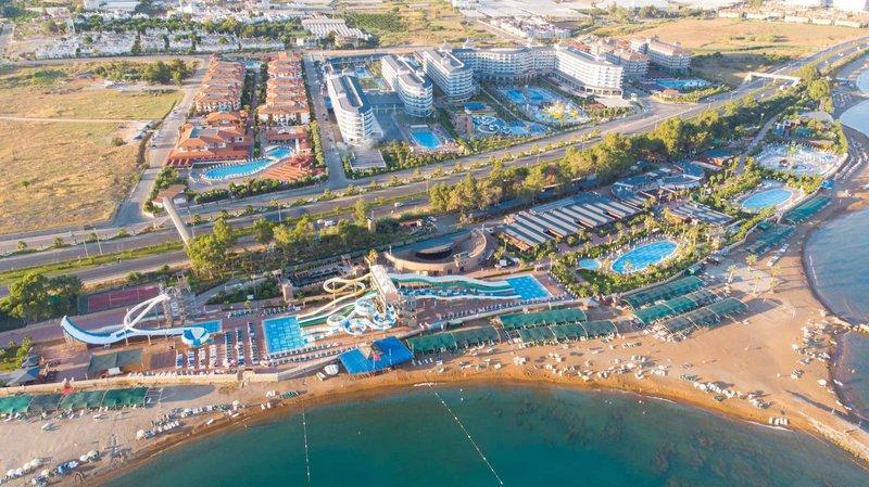 Eftalia Ocean Hotel - 5 Popup navigation