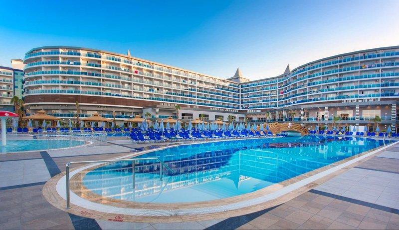 Eftalia Ocean Hotel - 12 Popup navigation