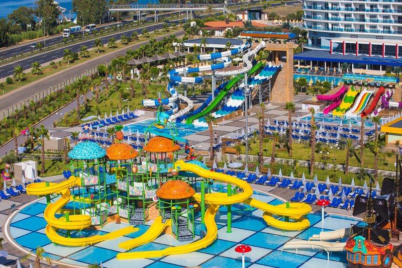 Eftalia Ocean Hotel - 13 Popup navigation